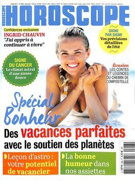 Abonnement Horoscope magazine