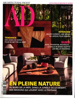 Abonnement AD - Architectural Digest magazine