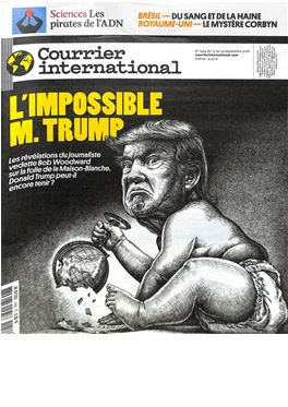 Abonnement Courrier international magazine