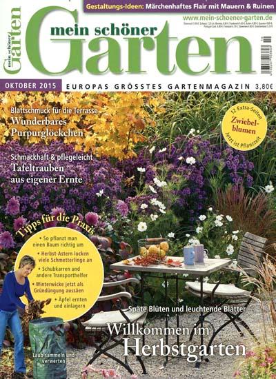 Garten Zeitschrift Abo abo mein schöner garten