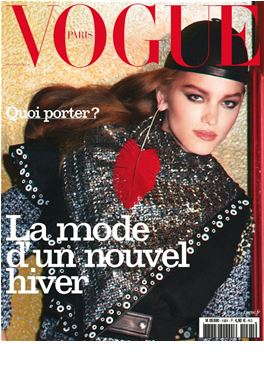 Abonnement Vogue (Fr) magazine